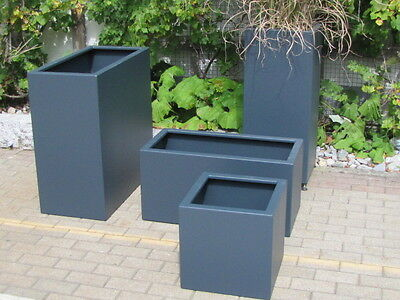 pflanzkasten hochbeet 1 1m x 0 3 m aus metall aus der. Black Bedroom Furniture Sets. Home Design Ideas