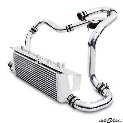 Japspeed Front Mount Intercooler Kit Fmic For Subaru Impreza Newage Gda Gdb