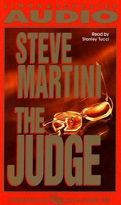 THE JUDGE By Steve Martini ABRIDGED CASSETTE