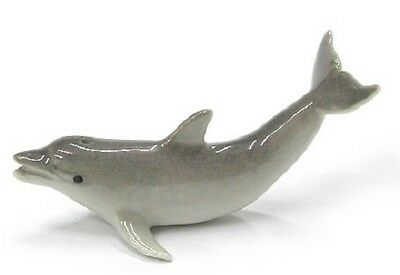R357 - Northern Rose Miniature -  Dolphin Swimming -  RETIRED!!