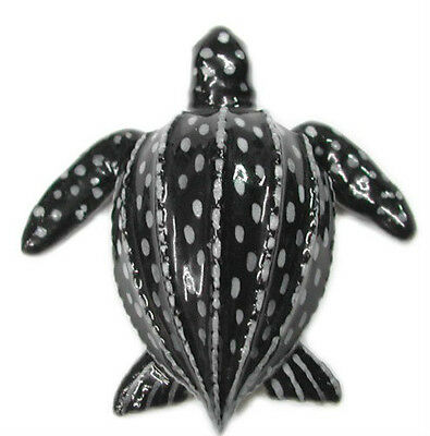 R358 - Northern Rose Miniature -  Leatherback Sea Turtle -  RETIRED!