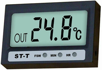 IN OUT Thermometer 2m 5m 10m digital LCD -20° +70 °C Auto kfz Digitalthermometer