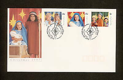 1997 FDC1725 CHRISTMAS First Day Cover