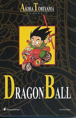DRAGON BALL n°  5 edizioni Star Comics