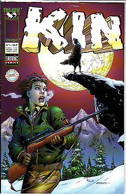 Kin : N° 1     Editions   Semic  Comics