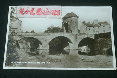 Old Monnow Bridge,  Monmouthshire, Wales