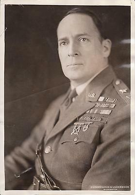 8/6/1930 Gen. Douglas MacArthur, New Army Chief of Staff - Official Photograph