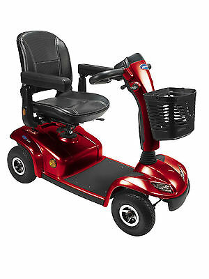 New Invacare Leo 4mph mobility Scooter