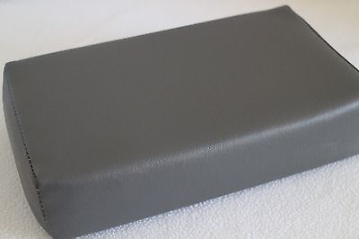 Goodman Specialty Pillows #400 Rectangle Tanning Bed Pillow - Charcoal