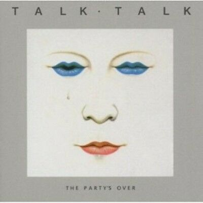 "Talk Talk ""the Party's Over""  Cd ----9 Tracks---- Neu"