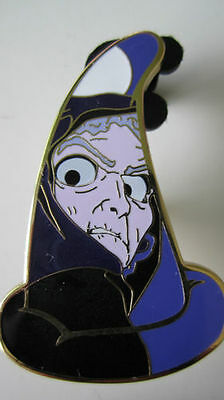 WDI Walt Disney Imagineering Sorcerer Hat Villain #5 Mother Gothel Tangled LE250