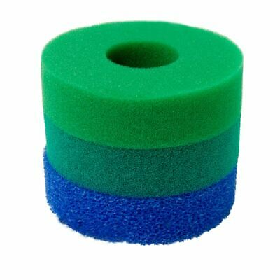 Hozelock Bioforce 4500 Replacement Pond Filter Foam Set