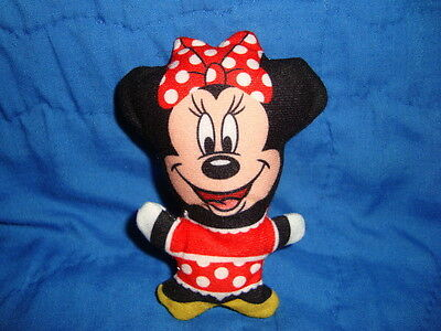 Small 2008 Kellogg's Plush Disney Minnie Mouse 4""