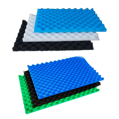Replacement Pond Filter Foam Sets 3 Pack Coarse Medium And Fine Sponge Media