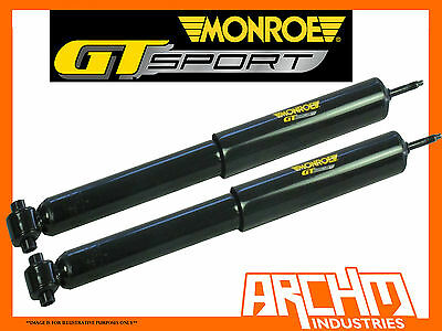 Vt V6 Commodore Sedan - Monroe Gt Sport Lowered Rear Gas Shocks