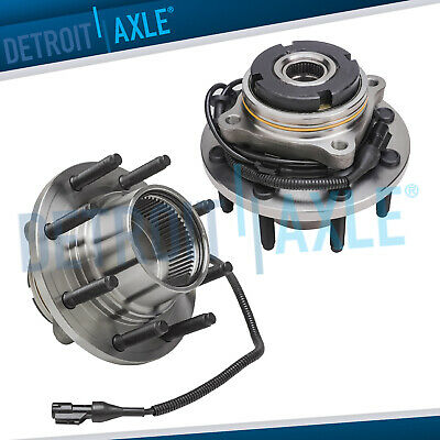 4WD Front Wheel Hub Bearing for Excursion F-250 F-350 Super Duty SRW Fine Thread