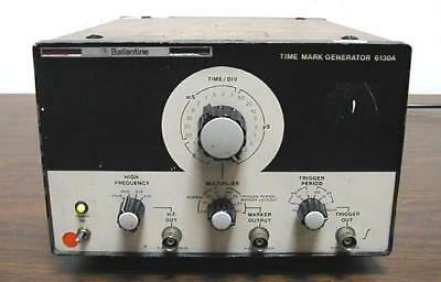 Ballantine Time Mark Generator Model # 6130A