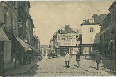 78 MANTES Rue Nationale ND