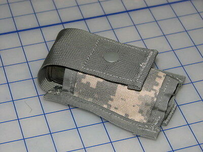 US military MOLLE 40MM pouch single ACU special defense digital NEW GI army issu