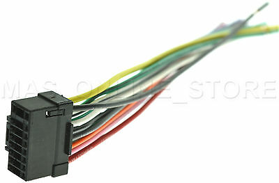 Wire Harness For Alpine Iva D100 Ivad100 pay Today alpine iva d100 ivad100 genuine monitor wire harness *pay today alpine iva-d100 wiring harness at crackthecode.co