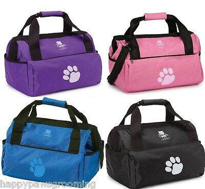 PET Dog GROOMER GROOMING Mobile Travel Storage Nylon Tool Case Tote DUFFLE BAG