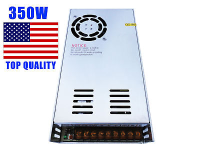12V DC 30A 350W Regulated Switching Power Supply New!