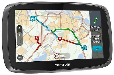 TomTom GO 510 M World 152 Lifetime HD-Traffic + Free LMU 3D Maps Tap&Go GPS WOW