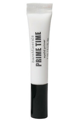 New in Box Bare Escentuals bareminerals Prime Time for eyes Eyelid Primer  3ml