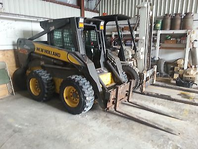 2006 New Holland L185 - Loaded with Options!!