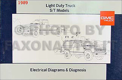1990 gmc s15 pickup s 15 jimmy wiring diagram manual electrical 1989 gmc s15 pickup and jimmy wiring diagram manual electrical schematic 89 s 15