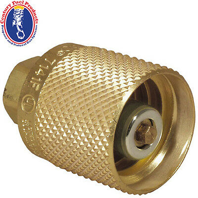Rego 7141F Female Tank Coupler