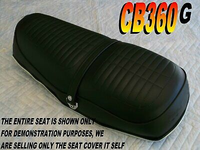 CB360G 1974-75 seat cover for Honda CB360 G L@@K 163