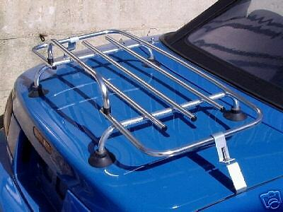 Boot luggage rack / carrier, NEW, fits Mazda MX-5 mk1 & mk2, MX5, Eunos, MR2