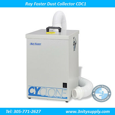 Ray Foster Dust Collector CDC1 Dental Lab NEW. Made in USA. Great Quality