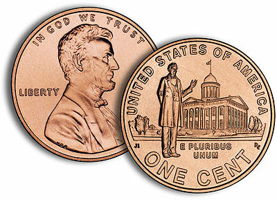 2009 Lincoln Cent  Professional Years Denver 1 cent