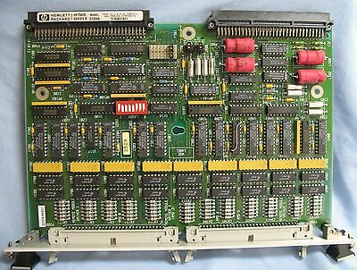 HP Z2309A 72-Channel Open Collector Dig Output/Relay Driver HP 75000 Series B