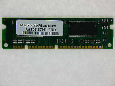 Q7707-67951 32MB 100 Pin DIMM  Memory for HP printers 4000