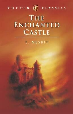 The Enchanted Castle by Edith Nesbit (English) Paperback Book Free Shipping!