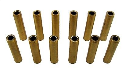 New Set of Manganese Silicon Bronze Valve Guides Guide Set for TR6 TR250