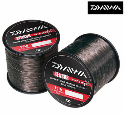 Daiwa Sensor Bulk Spool Monofil Line - All Breaking Strains