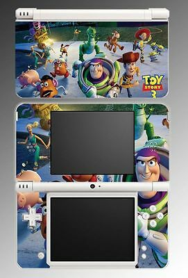 Toy Story Woody Video Game Skin #2 for Nintendo DSi XL