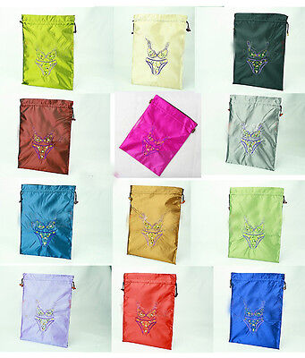 Wholesale10pc Chinese Handmade Embroiderd Underwear Cloth&Shoe Bags Pouch Purse