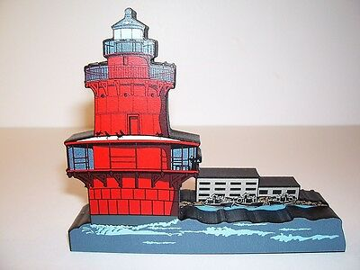 Newport News Middle Ground Light Va Shelia's Collectible