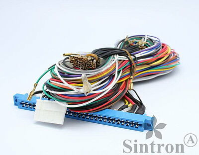 JAMMA harness wire wiring loom for arcade game PCB video game board, item in AU