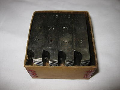 Geometric 3/8-16 High Speed 1-1/4D Chasers For Stainless Steel