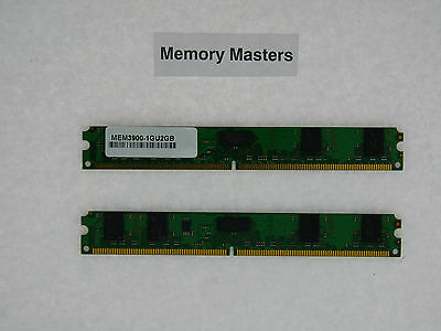 MEM3900-1GU2GB 2GB Approved Dram Memory for Cisco 3925 3945 KIT