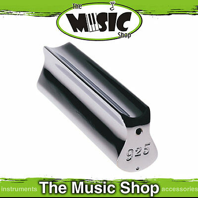 Jim Dunlop 925 Ergo Tonebar - Tone Bar for Pedal Steel, Dobro, Hawaiian Guitar