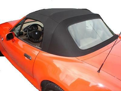 BMW Z3 Convertible Top Stayfast 1996-2002 M Roadster Black Cloth