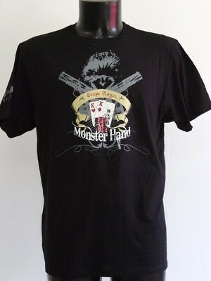 "T-Shirt Theme Poker ""Limp'in"" Modele King Kong Homme Taille M"