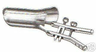 New Miller Vaginal Speculum Small  Surgical Gyno Instruments